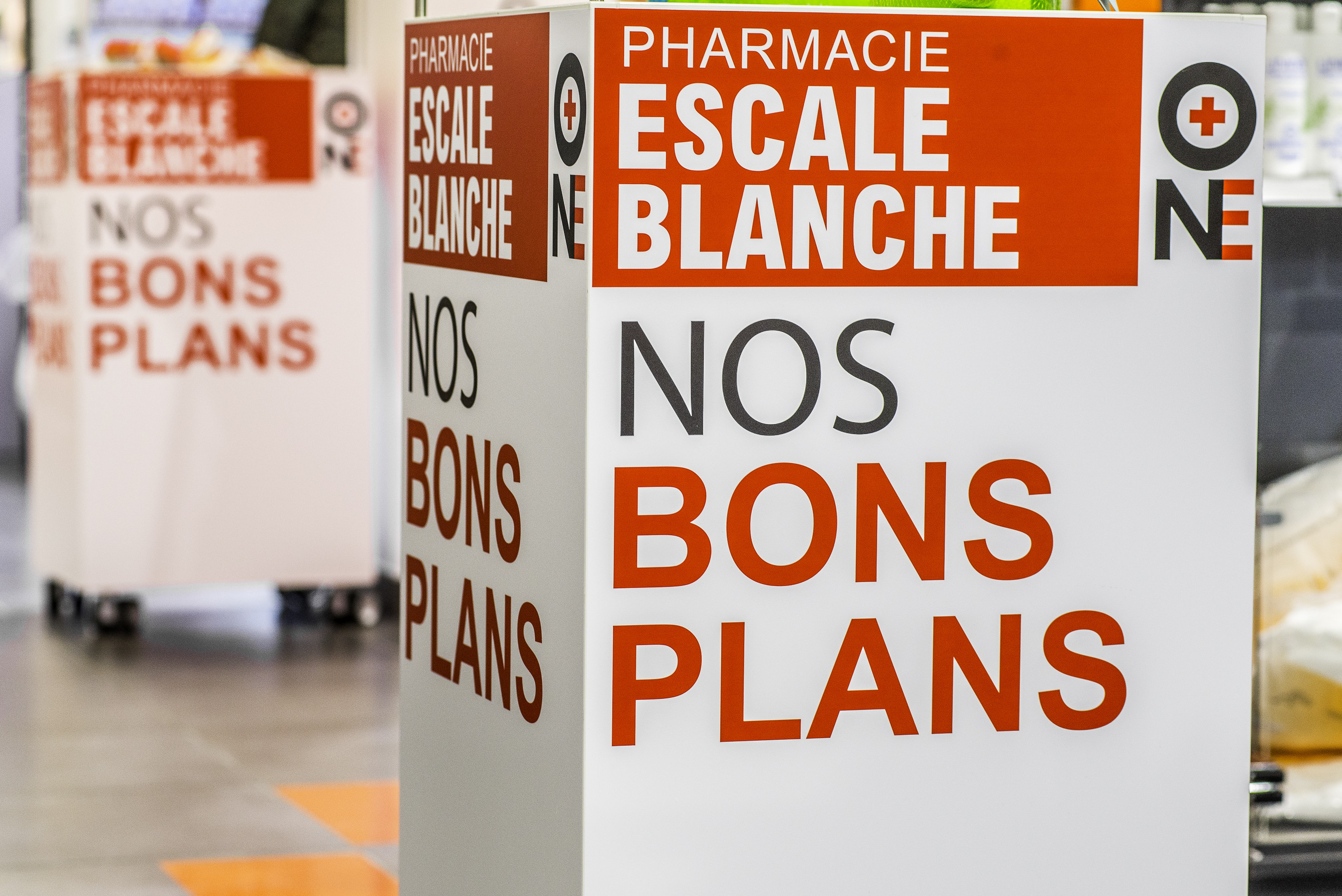 design de pharmacie