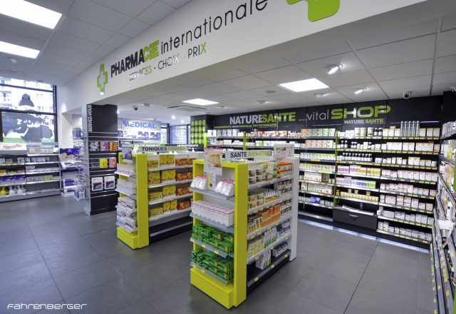 Pharmacie Internationale